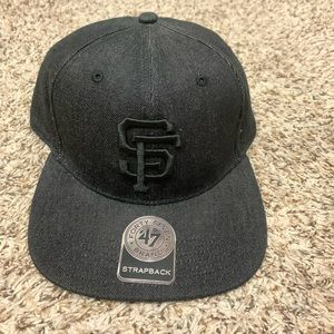 San Francisco Giants Forty Seven Brand Strapback